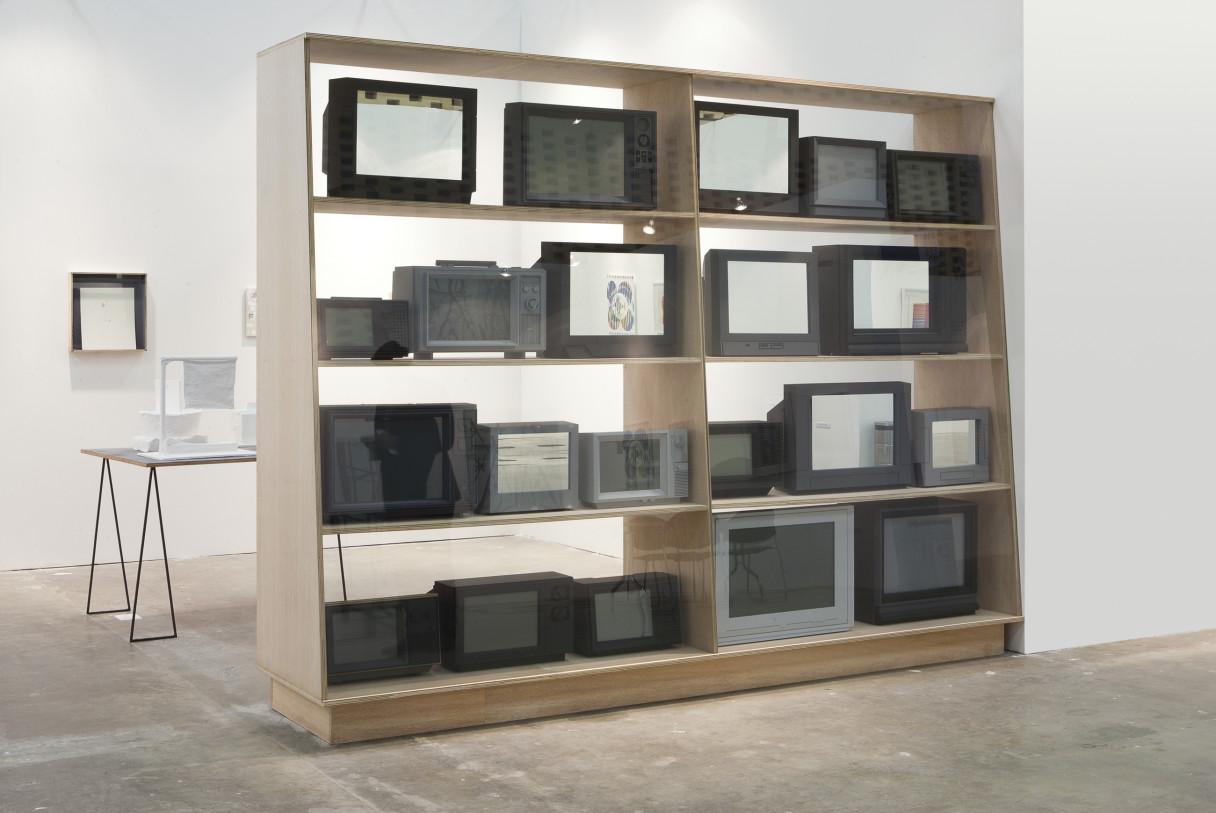 """Nicolás Consuegra, """"Algunos dañados, otros funcionan"""", 2011."""