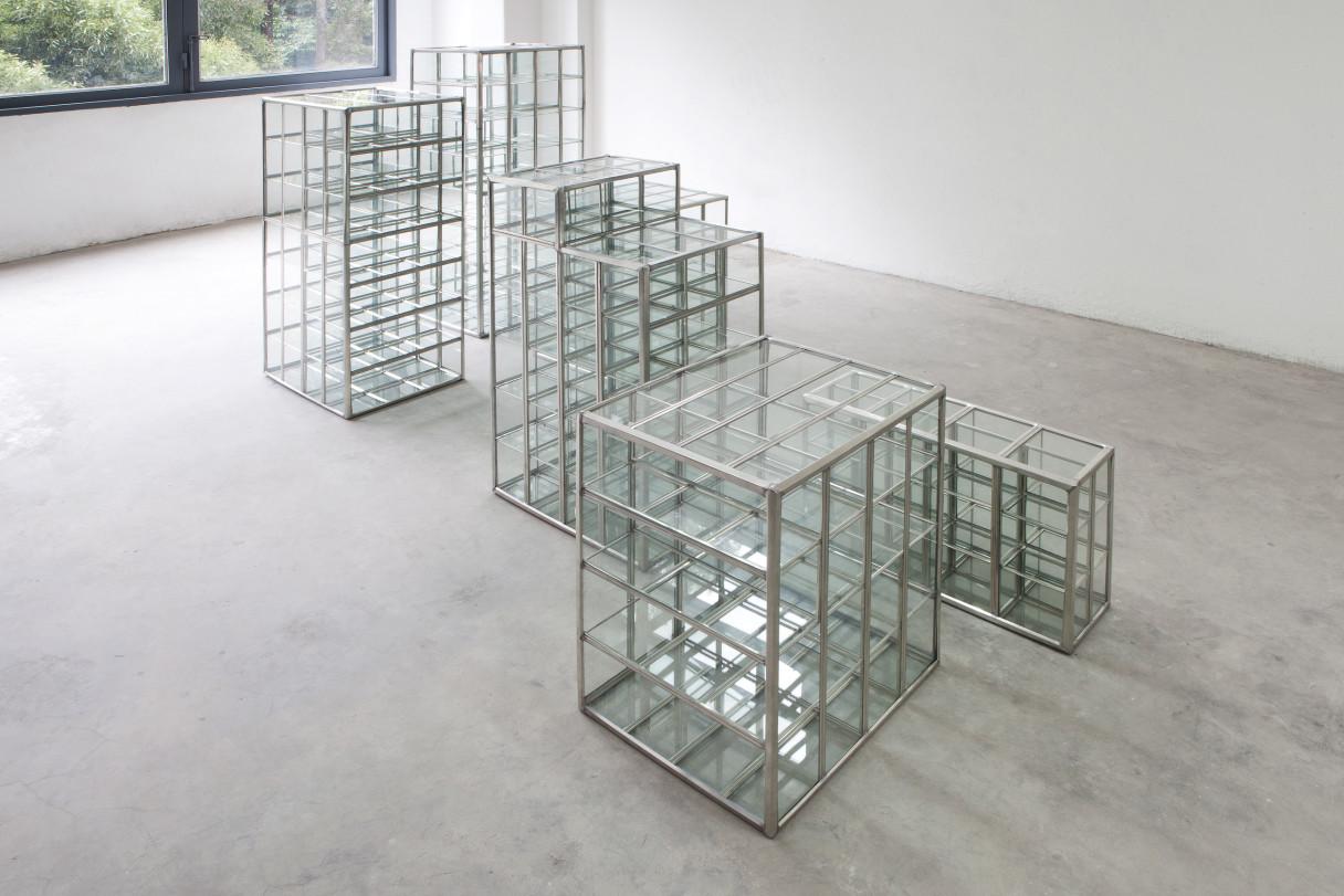 """Nicolás Consuegra, """"Aquí y allá"""", 2012."""