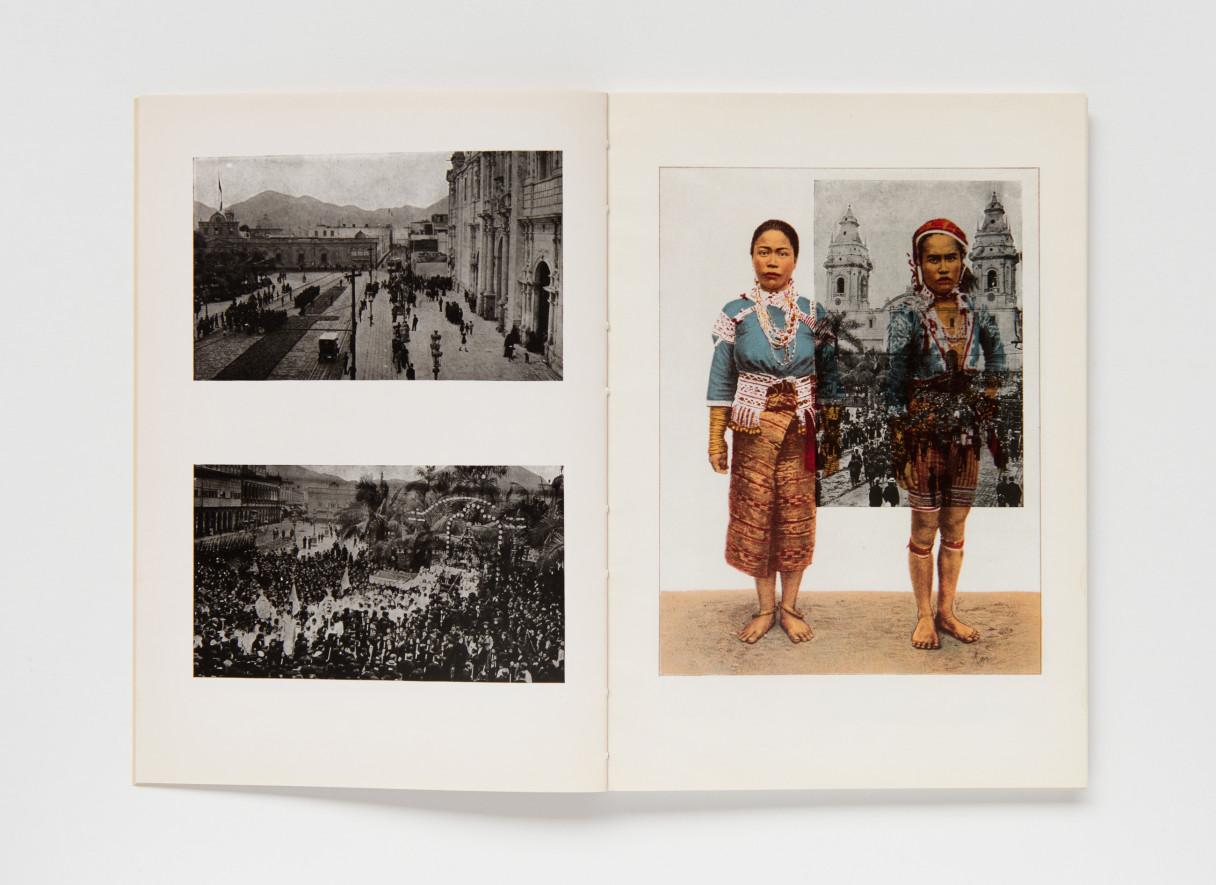 """Nicolás Consuegra, """"Ausencias paralelas, zonas de contacto"""", 2014"""