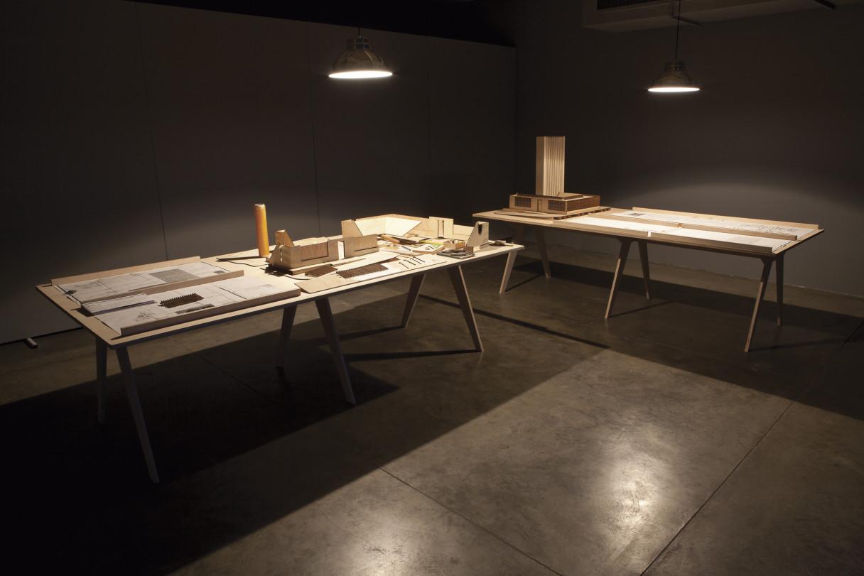 """Nicolás Consuegra, """"Sin título (Palacio de Justicia)"""", 2011"""