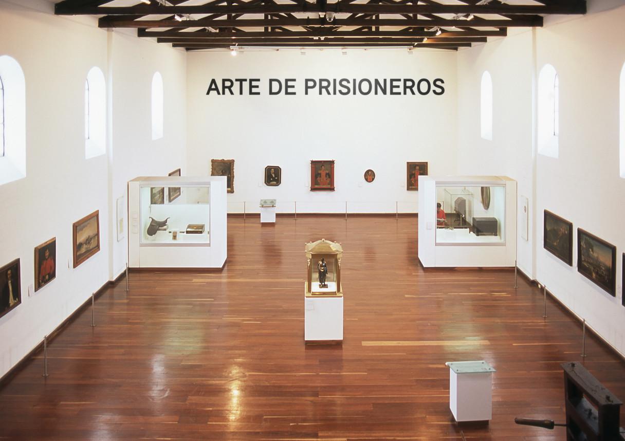 """Nicolás Consuegra, """"En algunos vacíos"""", 2003."""