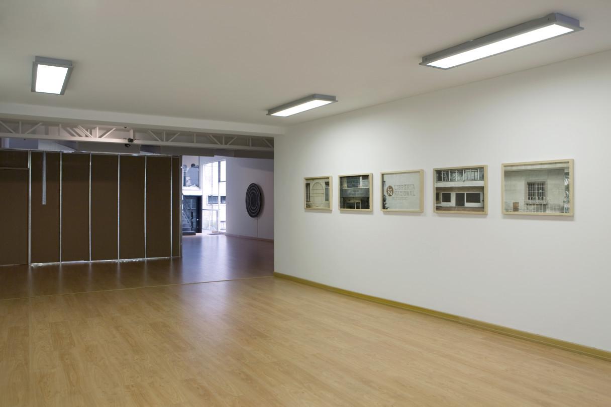 """Nicolás Consuegra, """"Instituto de visión"""", 2008."""