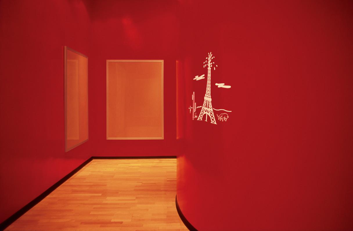 "Nicolás Consuegra, ""Paréntesis"", 2003."