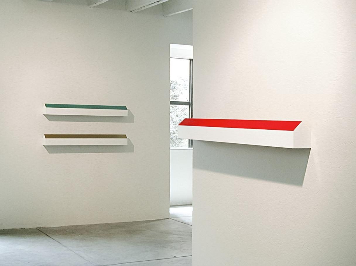 """Nicolás Consuegra, """"Traslaciones"""", 2002."""